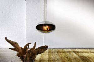 Cocoon Aeris i rustfrit stål